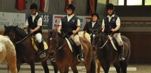 Campionati Italiani di equitazione paralimpica