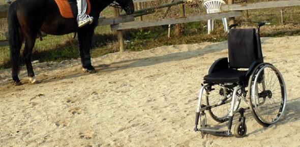 sollevatore e riabilitazione equestre