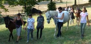 Settimana Verde per adolescenti Aiasport Onlus