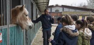 """""""Insieme alla scoperta del mondo del cavallo"""" - Gift Matching Program 2016"""