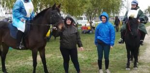 Endurance e pioggia a Dogato di Ferrara