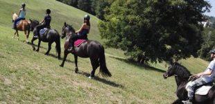 Continuano i Camp-a cavallo: 10/14 Settembre 2018
